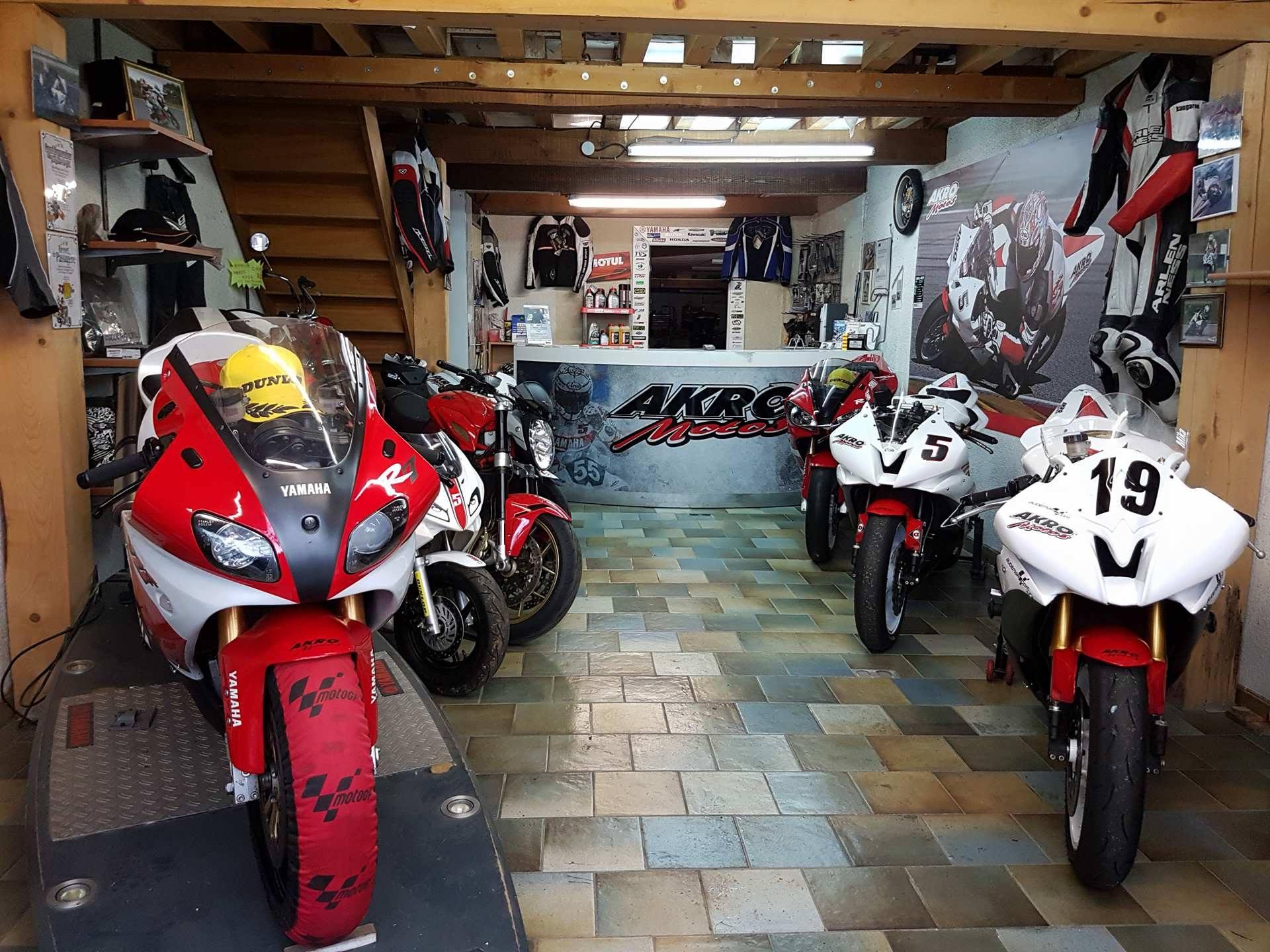 Garage Moto Aix En Provence